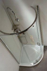 установка душевых шторок в Кургане