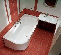 замена ванны в Кургане